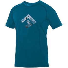 Directalpine Furry 1.0 T-shirt Heren, petrol